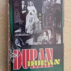 DURAN -DURAN, CASETA AUDIO - Muzica Dance, Casete audio