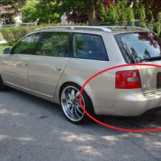 Bara Spoiler Spate Audi A6 Break 1998-2004 Originala + Suporti Prindere ! - Spoiler bara