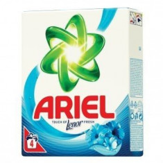 Detergent automat Touch of Lenor - 400 g - Detergent rufe