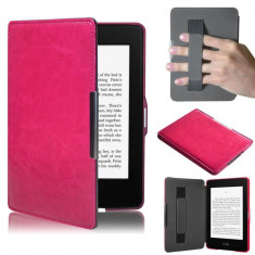 Husa Smart Amazon Kindle Paperwhite + stylus