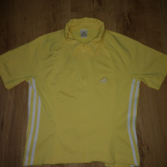 Tricou dama Adidas, Marime: M, Culoare: Din imagine, Maneca scurta