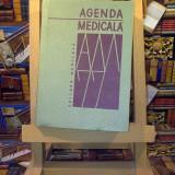 "Agenda medicala 1977 ""A4458"""
