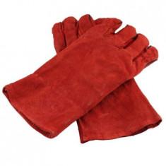 Manusi de sudura rosii Gardelina