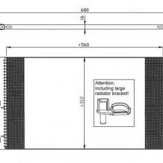 Radiator Aer Conditionat 43072