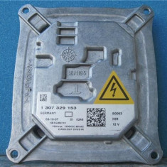 Droser, calculator far, calculator xenon pentru Mini Cooper S an 2007-2009 cod piesa 1307329153