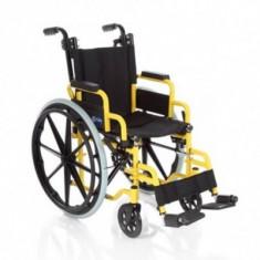 Carucior rulant pliabil transport copii antrenare manuala MCP880-35 - Scaun cu rotile