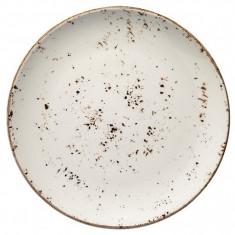 Farfurie din portelan -GRAIN 30cm MN0101126 BONNA