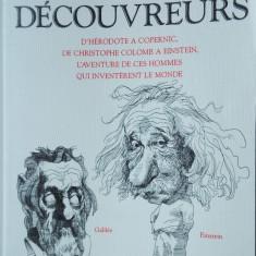 Daniel Boorstin - Les Decouvreurs, 700 pag. - Istorie