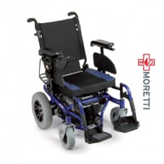 Fotoliu rulant electric gama Mobility seria ARIES MCS900 - Scaun cu rotile
