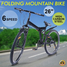 Bicicleta pliabila roti 26