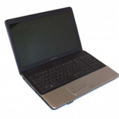 Laptop Toshiba Presario CQ60 AMD Athlon Dual Core QL-65 2.10 GHz, HDD 250 GB, 4 GB DDR2, DVD-RW, GeForce 8200M G 256MB