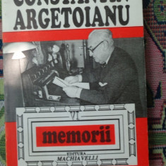 Argetoianu - Memorii volumul 6 - Istorie