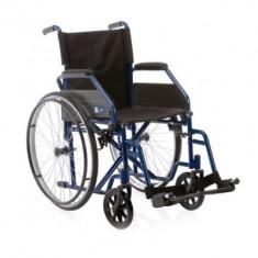 Carucior transport pacienti, antrenare manuala pentru greutate de pana la 120Kg MCP 100 Start - Scaun cu rotile