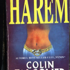 Harem - Colin Falconer - Roman, Anul publicarii: 1995