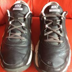 Nike Training originali, piele naturala, nr.45, 5-29, 5 cm. - Adidasi barbati Nike, Culoare: Negru