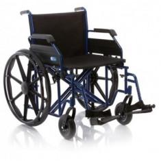 Carucior transport pacienti obezi MCP300 Plus, antrenare manuala - 200Kg - Scaun cu rotile