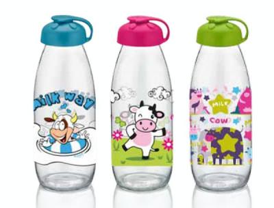 Sticla pentru copii cu décor 500cc MN0154204 Raki foto