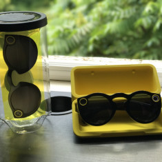 Spectacles Snapchat Gadget Ochelari camera video