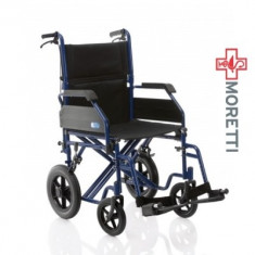 Carucior transport pacienti pentru tranzit pentru o greutate de pana la 150Kg MCP520 Go Up - Scaun cu rotile
