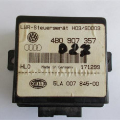Calculator senzor nivel cod 4B0907357/5LA007845 Audi A4/A6 ; VW Passat 1997-2005 ; Superb 2002-2007 etc