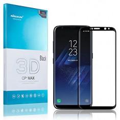 Tempered Glass, Nillkin, CP+ Max pentru Samsung Galaxy S8 Plus, transparent - Folie de protectie Nillkin, Sticla