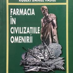 FARMACIA IN CIVILIZATIILE OMENIRII - Sprinteroiu, Vasile
