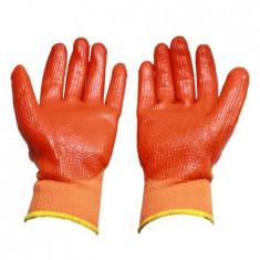 Manusi impermeabile portocalii Gardelina