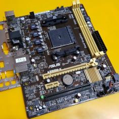 51G.Placa De Baza ASUS A55BM-K, 2xDDR3, Socket FM2+, Pentru AMD, MicroATX