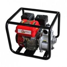 Motopompa ZB 80, 3 toli, 6.5CP, 40m3l/h Gardelina
