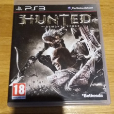 PS3 Hunted The demon's forge - joc original by WADDER - Jocuri PS3 Bethesda Softworks, Actiune, 18+, Multiplayer