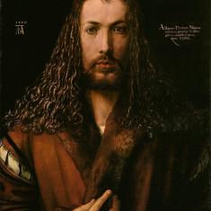 Albrecht Dürer - Autoportret (1500)