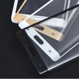 Folie Sticla Curbata 3D / Full size Tempered Glass Samsung Galaxy Note Edge