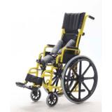 Fotoliu rulant pliabil pentru copii YJ-013E - Scaun cu rotile