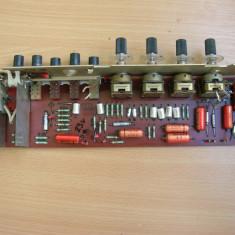 Placa preamplificator corector ton