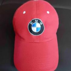 Sapca BMW; marime universala, reglabila; impecabila, ca noua - Sapca Barbati, Culoare: Din imagine