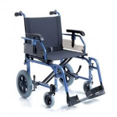 Fotoliu rulant pliabil cu structura usoara din aluminiu MCP745 - Scaun cu rotile