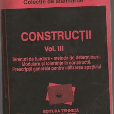 2B(xx)STAS Colectie de standarde-Constructii-vol 3