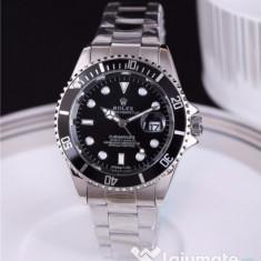 Rolex Submariner Date Black Dial (Cadran negru) - Ceas barbatesc, Quartz