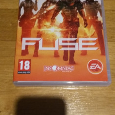 PS3 Fuse - joc original by WADDER - Jocuri PS3 Electronic Arts, Shooting, 18+, Multiplayer