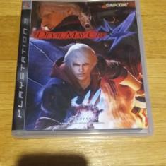 PS3 Devil may cry 4 - joc original by WADDER - Jocuri PS3 Capcom, Actiune, 16+, Single player
