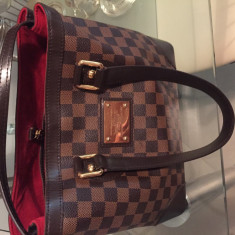 Genti - Geanta Dama Louis Vuitton, Culoare: Maro, Marime: Medie