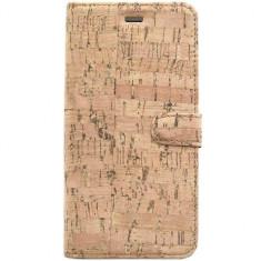 Husa Flip Cover Tellur Folio Pluta pentru iPhone 7 Plus - Husa Telefon Tellur, iPhone 7/8 Plus, Piele Ecologica, Cu clapeta