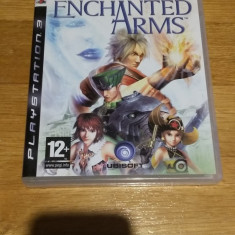 PS3 Enchanted arms - joc original by WADDER - Jocuri PS3 Ubisoft, Role playing, 12+, Single player