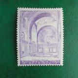 Belgia 1938 17 Euro catedrala Koekelberg (II) - serie nestampilata MNH