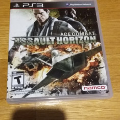 PS3 Ace combat Assault horizon - joc original by WADDER, Simulatoare, 12+, Single player, Namco Bandai Games