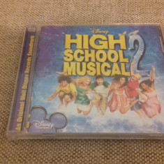 High School Musical 2 - CD [B] - Muzica soundtrack