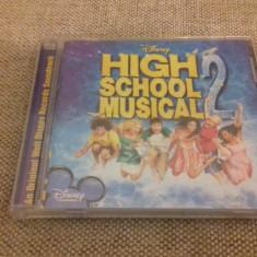 High School Musical 2 - CD [B] - Muzica soundtrack
