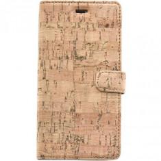 Husa Flip Cover Tellur Folio Pluta pentru Huawei P9 Lite - Husa Telefon Tellur, Piele Ecologica, Cu clapeta