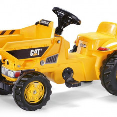 Tractor Cu Pedale Copii ROLLY TOYS 024179 Galben - Vehicul