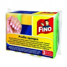 Fino bureti de vase pentru protectia unghiilor - 3 buc